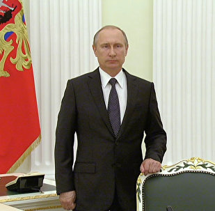 Putin se dirige publicamente a Hollande