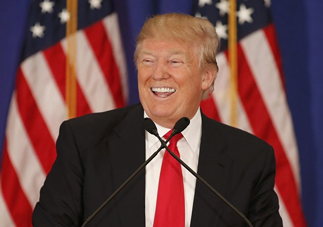 Candidato do Partido Republicano, Donald Trump (foto de arquivo)