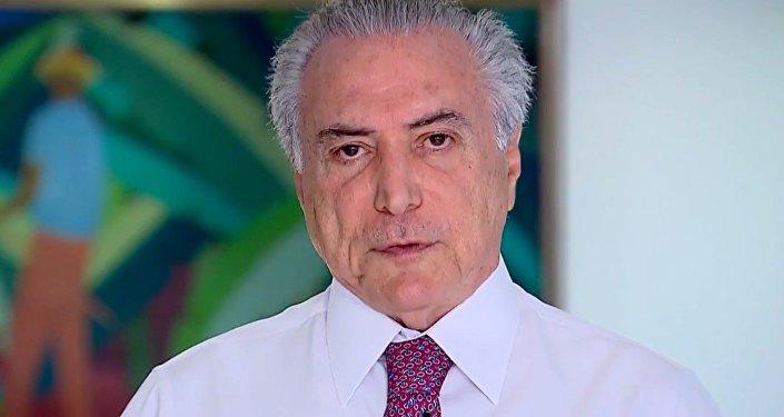 Em mensagem a turistas, Michel Temer garante segurança para Jogos Olímpicos e Paralímpicos Rio 2016