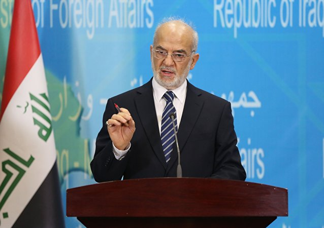 Ibrahim Jaafari, chanceler do Iraque