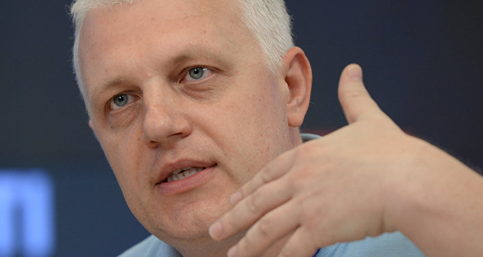 O jornalista russo, Pavel Sheremet