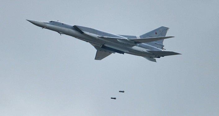 Bombardeiros russos de longo curso Tu-22M3