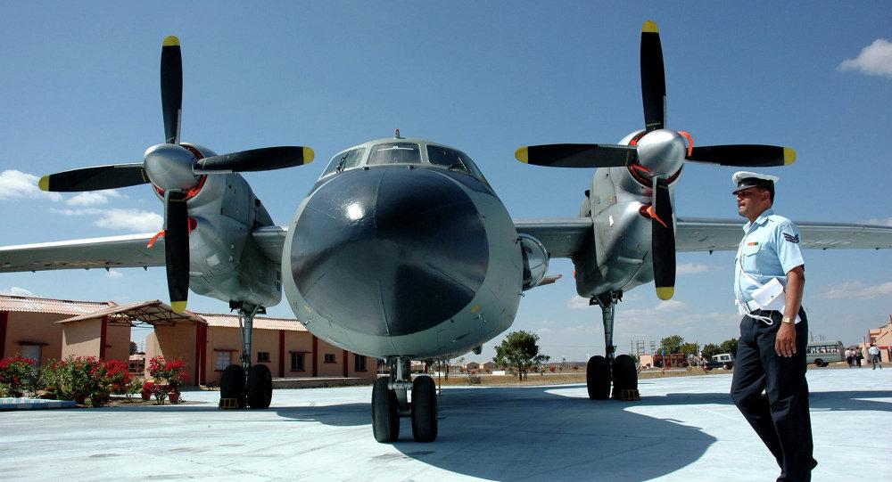 AN-32 da Força Aérea da Índia