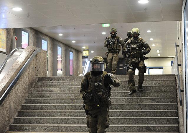Polícia fecha metrô após atentado em Munique