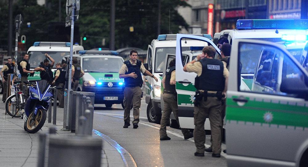 Polícia alemã faz segurança após tiroteiro em Munique (arquivo)