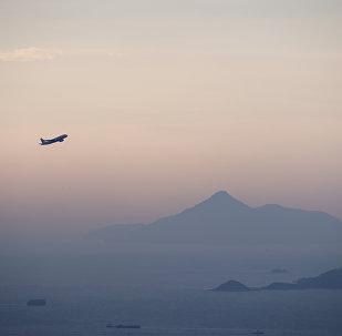 Ilhas em disputa no mar do Sul da China