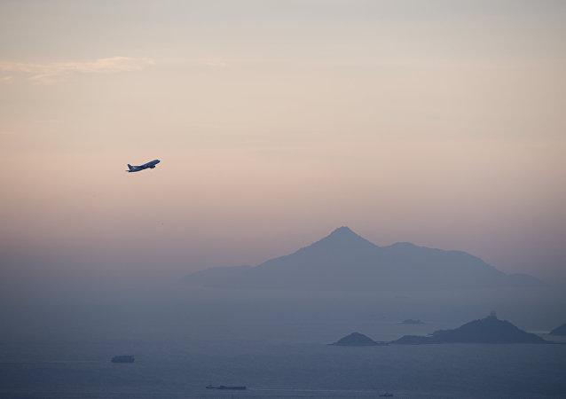 Um arquipélago no mar do Sul da China (foto de arquivo)