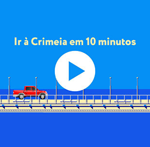 À Crimeia em 10 minutos