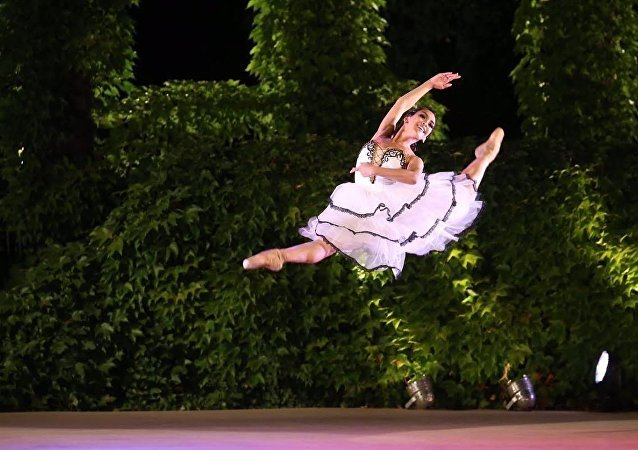 Amanda Gomes vence The Varna International Ballet Competition
