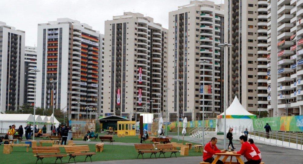 Comitê entrega para delegações Vila Olímpica dos Jogos Rio 2016, na Barra da Tijuca
