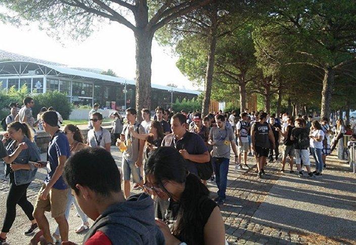 1ª Caminhada Pokemon Go, Lisboa, Portugal, 29 de julho 2016