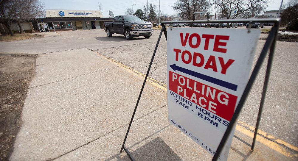 Eleições gerais nos EUA