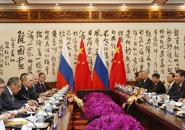 Rússia participará do capital do Asian Infrastructure Investiment Bank (AIIB), o banco de desenvolvimento criado pela China