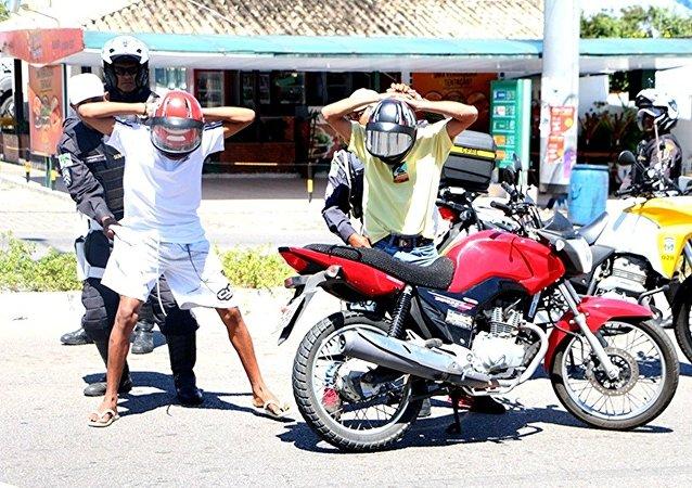 Policias Militar e Civil intensificam policiamento em Natal