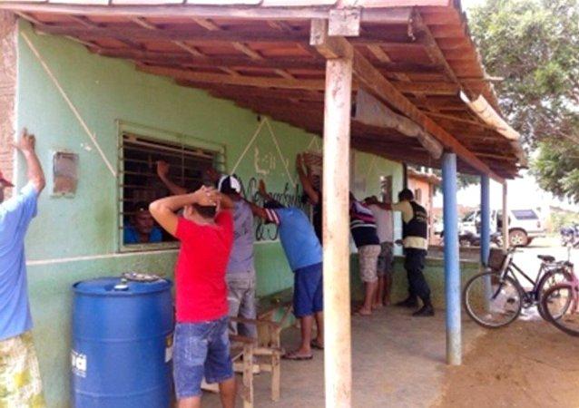 Polícia Militar no Rio Grande do Norte em ação