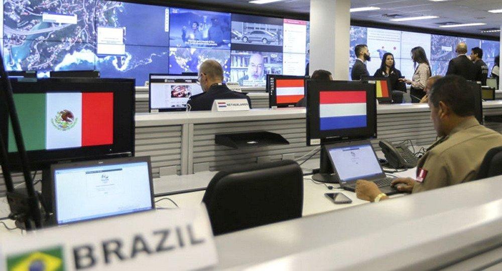 Inauguração do Centro de Cooperação Policial Internacional, em Brasília