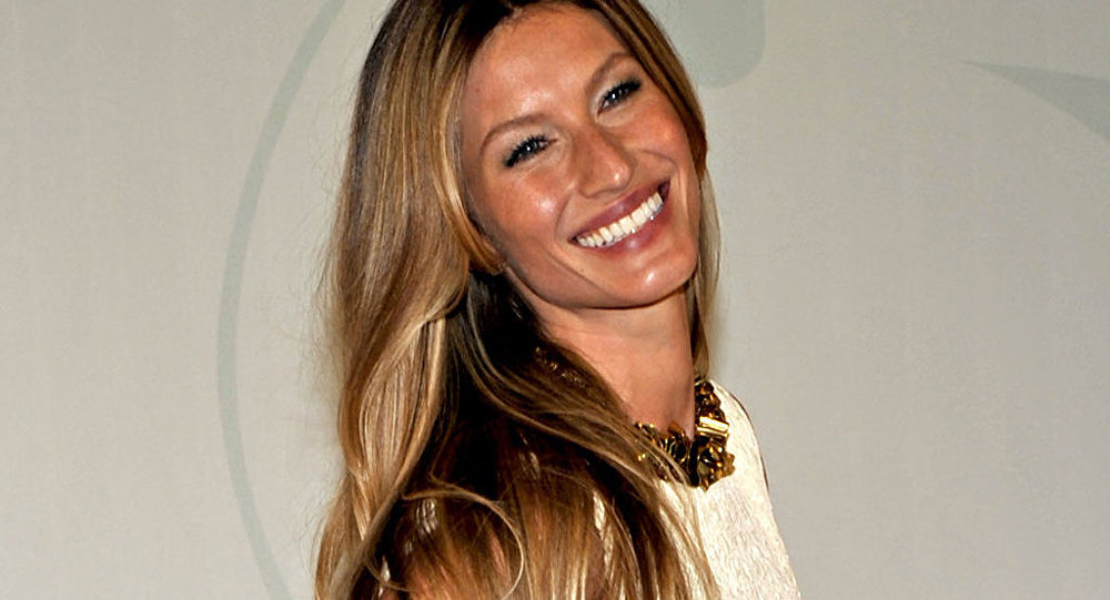 Gisele Bündchen perde posto de modelo mais bem paga do mundo