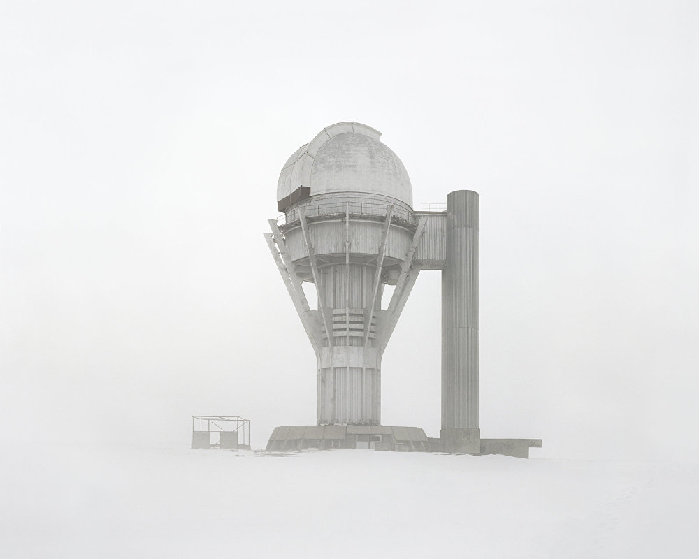 Um observatório deserto