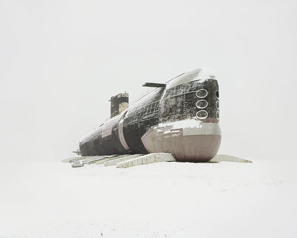 O maior submarino diesel do mundo