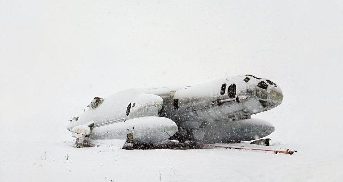 O avião anfíbio de decolagem vertical VVA14