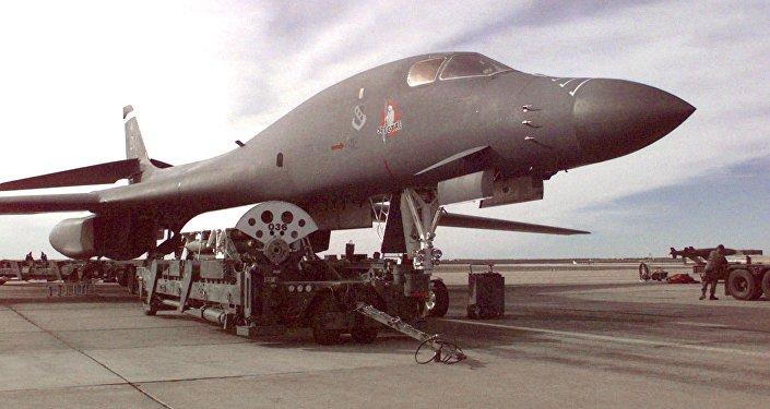 B1-B Lancer norte-americano