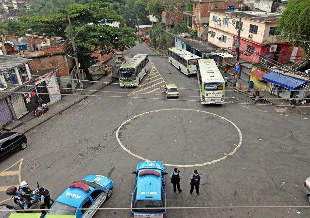 Complexo do Lins, Rio de Janeiro