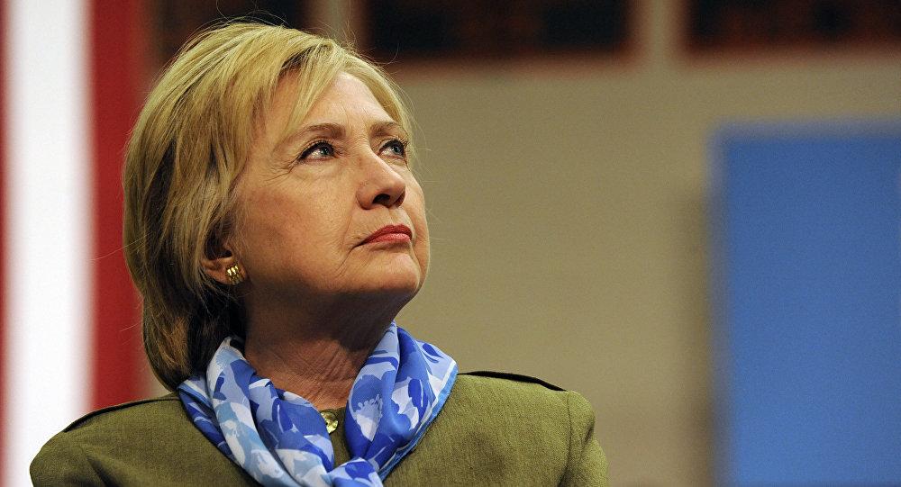Hillary Clinton, Colorado 3 de agosto de 2016