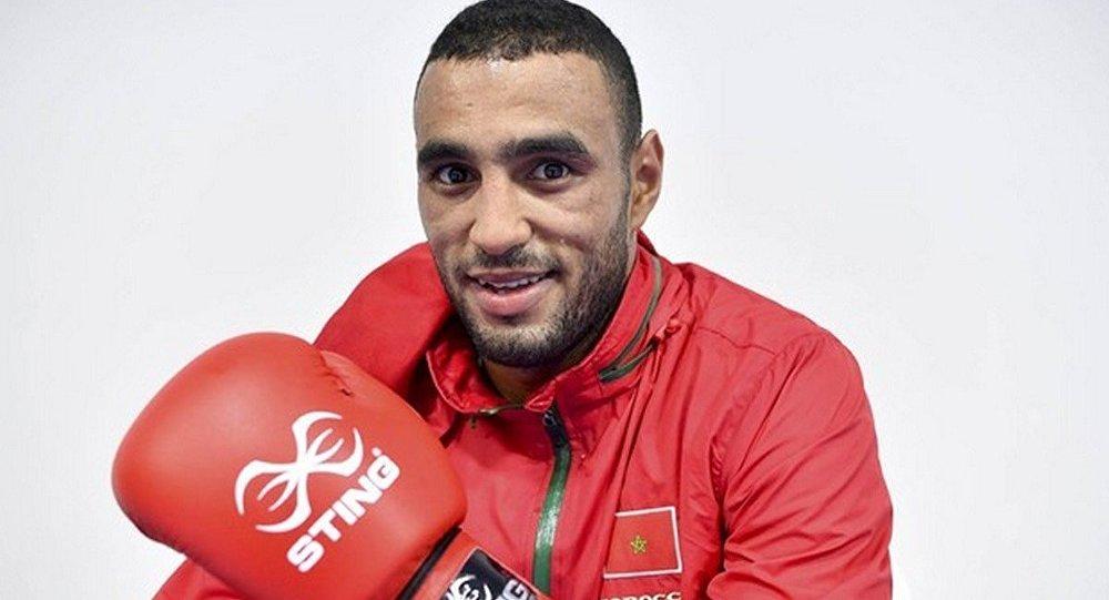 Hassan Saada pós treino no Rio