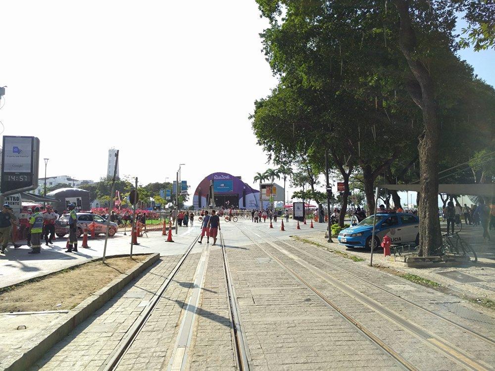 Porto Maravilha recebe Jogos Olímpicos Rio 2016
