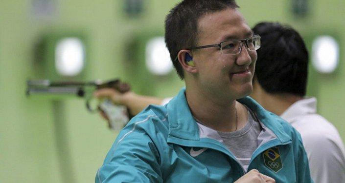 Wu ganha medalha de prata nos Jogos Rio 2016