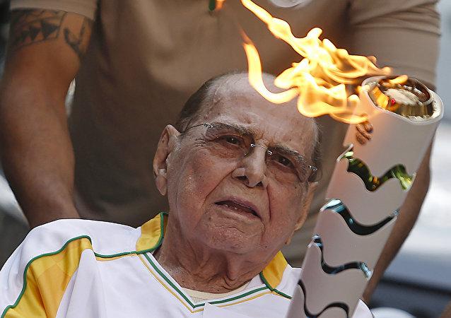 Ivo Pitanguy no Rio do Janeiro (RJ)