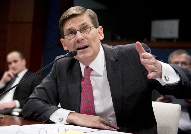 Ex-diretor da CIA, Michael Morell