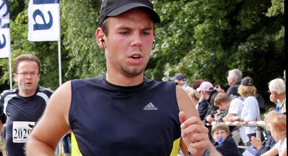 Andreas Lubitz, copiloto da Germanwings