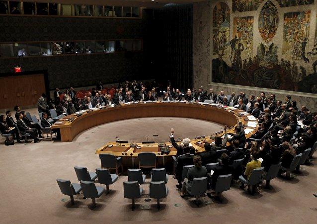 Reunião do Conselho da Segurança da ONU em Nova York