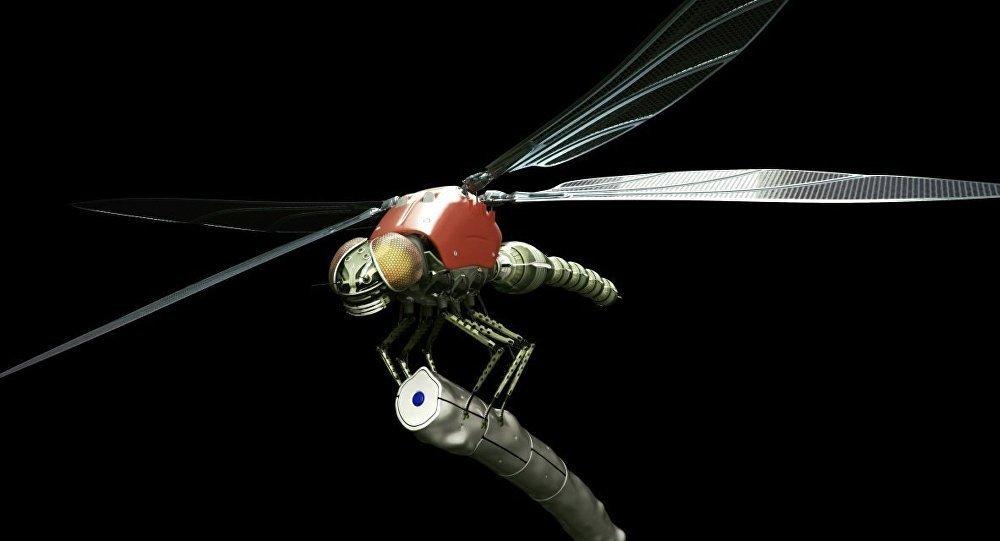 Drone-libélula