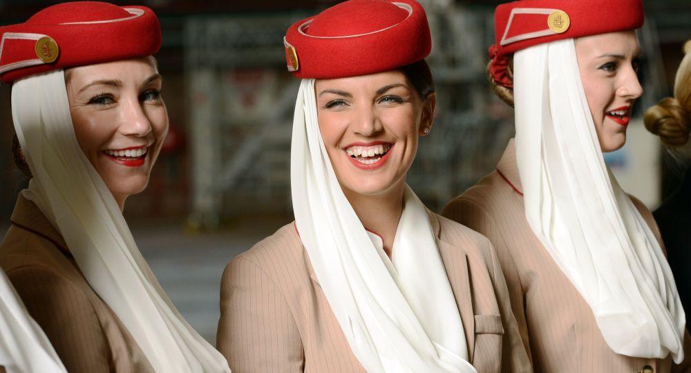 Aeromoças da Emirates