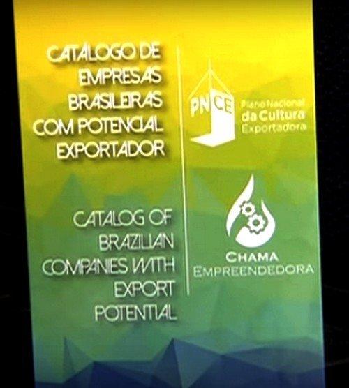 Catálogo de Empresas Brasileiras com Potencial Exportador