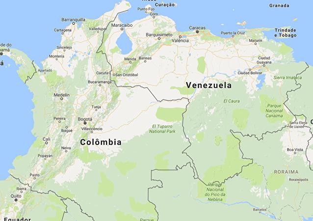 Colômbia e Venezuela