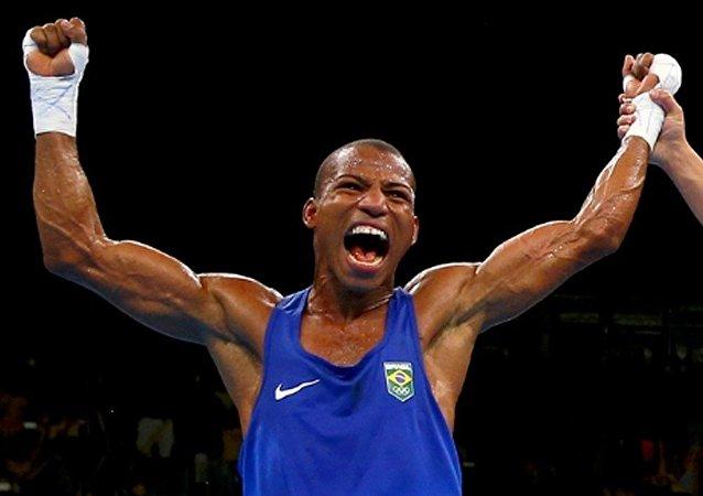 Robson Conceição vai a final do Boxe pelo Brasil