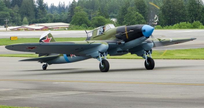 Il-2 foi uma aeronave de ataque utilizada durante a Segunda Guerra Mundial
