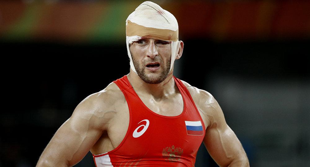 Aniuar Geduev, lutador russo vice-campeão olímpico