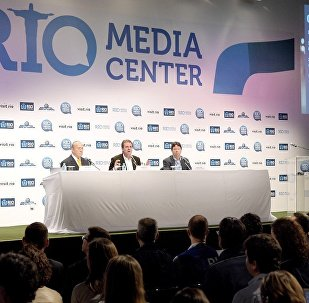 Coletiva Balanço do Encerramento dos Jogos Rio 2016