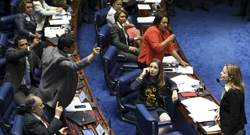 Senado Camila Lanes