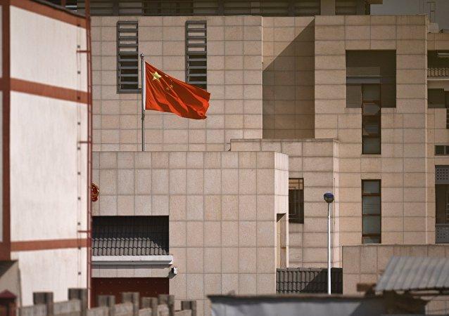 Explosão em embaixada da China no Quirguistão