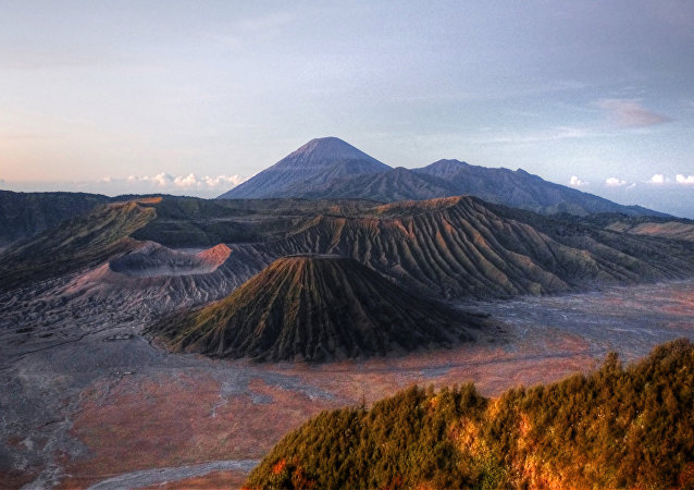 Ilha Java, Indonésia