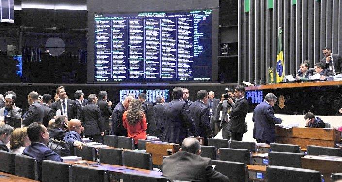 Votação na Câmara dos Deputados