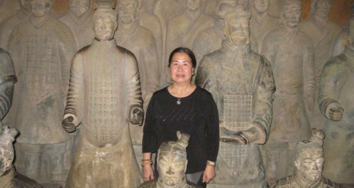 Sandy Phan-Gillis, empresária norte-americana de ascendência chinesa, presa em março de 2015 na China, foi acusada de espionagem em 30 de agosto, 2016