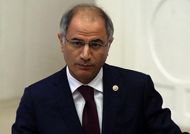 Efkan Ala, ex-ministro do Interior da Turquia