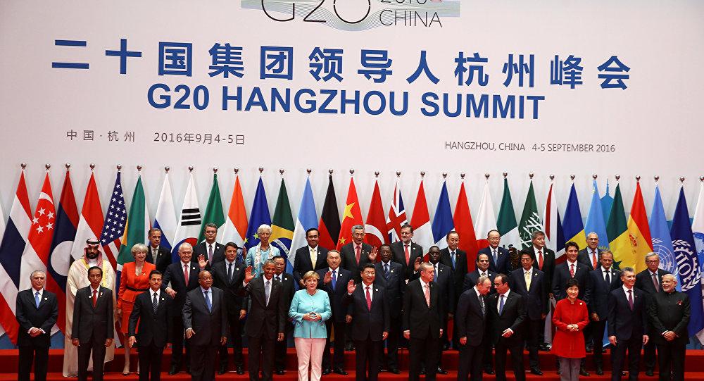 Anúncio oficial do G20 omite nome e cargo de Michel Temer