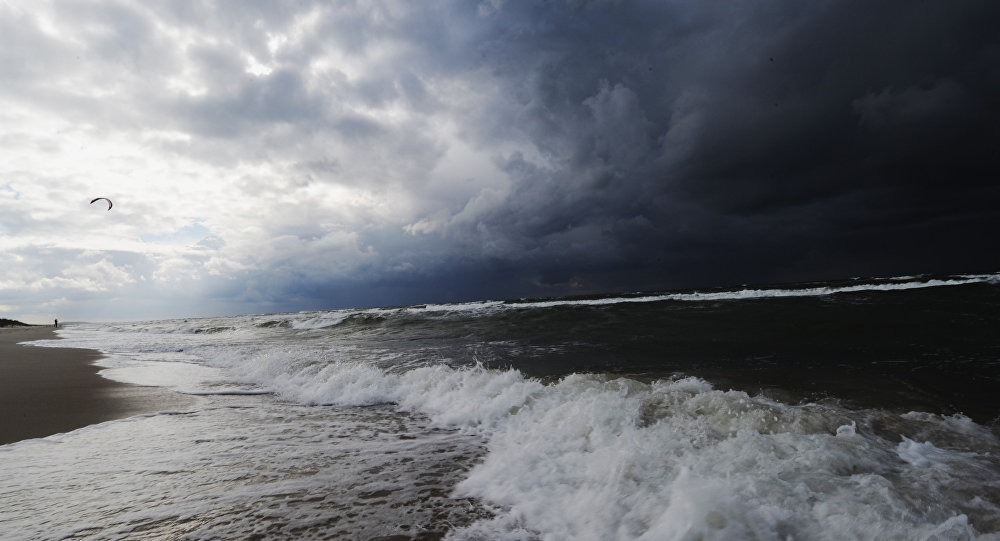 mar Báltico (foto de arquivo)